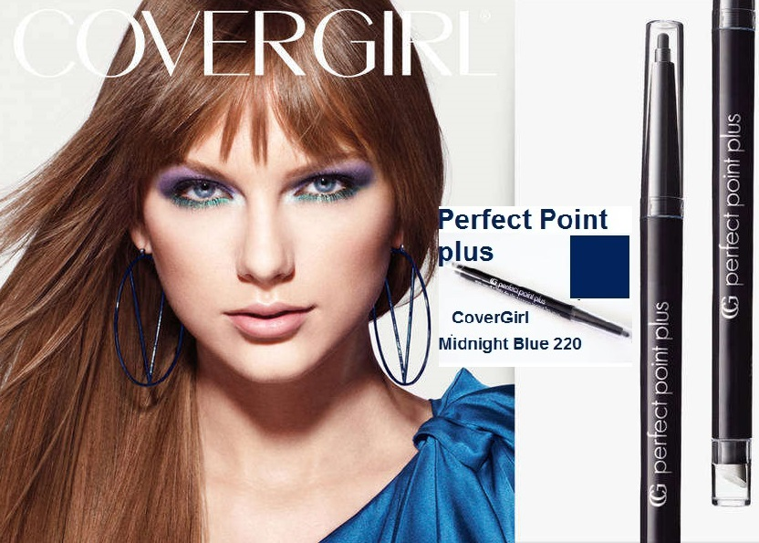 Perfect Point Plus Covergirl Midnight Blue 220